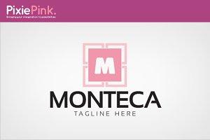 Monteca Logo Template