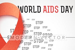 World AIDS dsy design