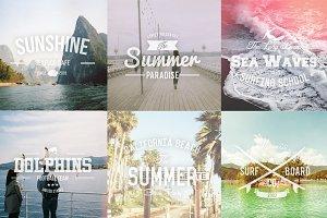 6 Summer Insignias Vol.1