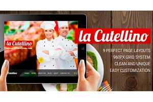 la Cutellino - Restaurant/Bar PSD