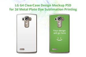 LG G4  ClearCase Mock-up
