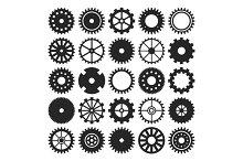 Set of Gear Wheels