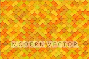 Fish scale texture background