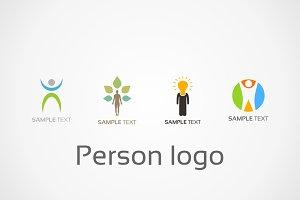 Person logo