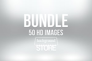 White Spotlight Rooms Bundle