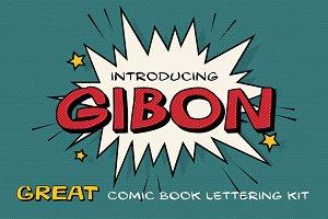 Gibon Font Family