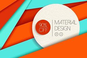 Material Design 90% OFF