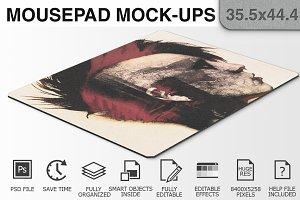Mousepad Mockups - 35.5x44.4 - 3