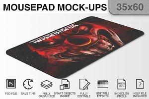 Mousepad Mockups - 35x60 - 2