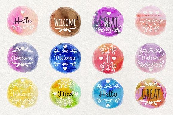 12 Love Labels