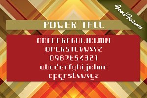 Power Tall Bold