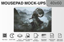 Mousepad Mockups - 40x60 - 1