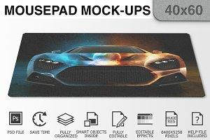 Mousepad Mockups - 40x60 - 3