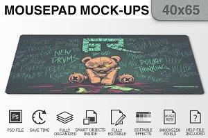 Mousepad Mockups - 40x65 - 3