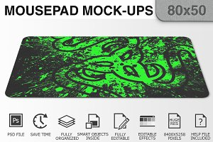 Mousepad Mockups - 80x50 - 2