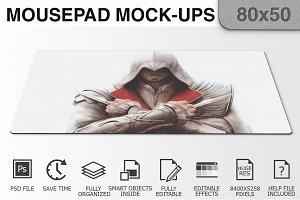 Mousepad Mockups - 80x50 - 3