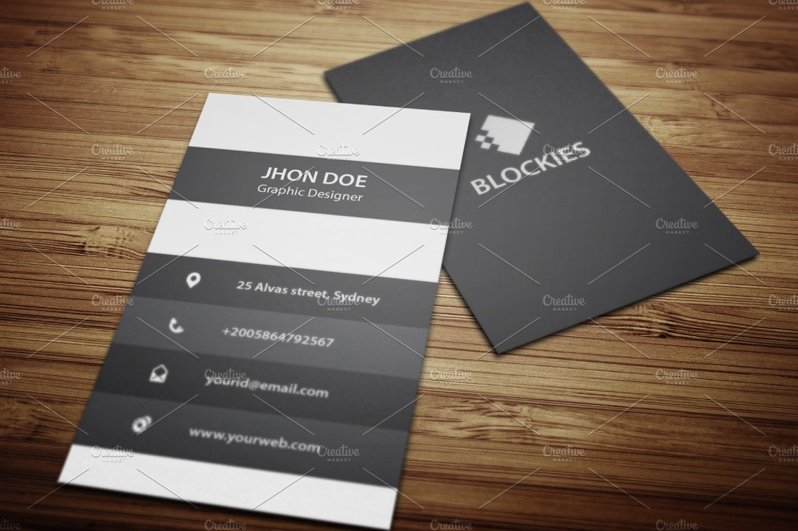 Fancy exclusive business cards collection business card ideas an exclusive vertical business card business card templates colourmoves