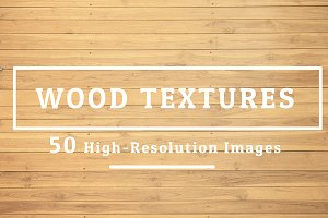 50 Wood Texture Background Set 02