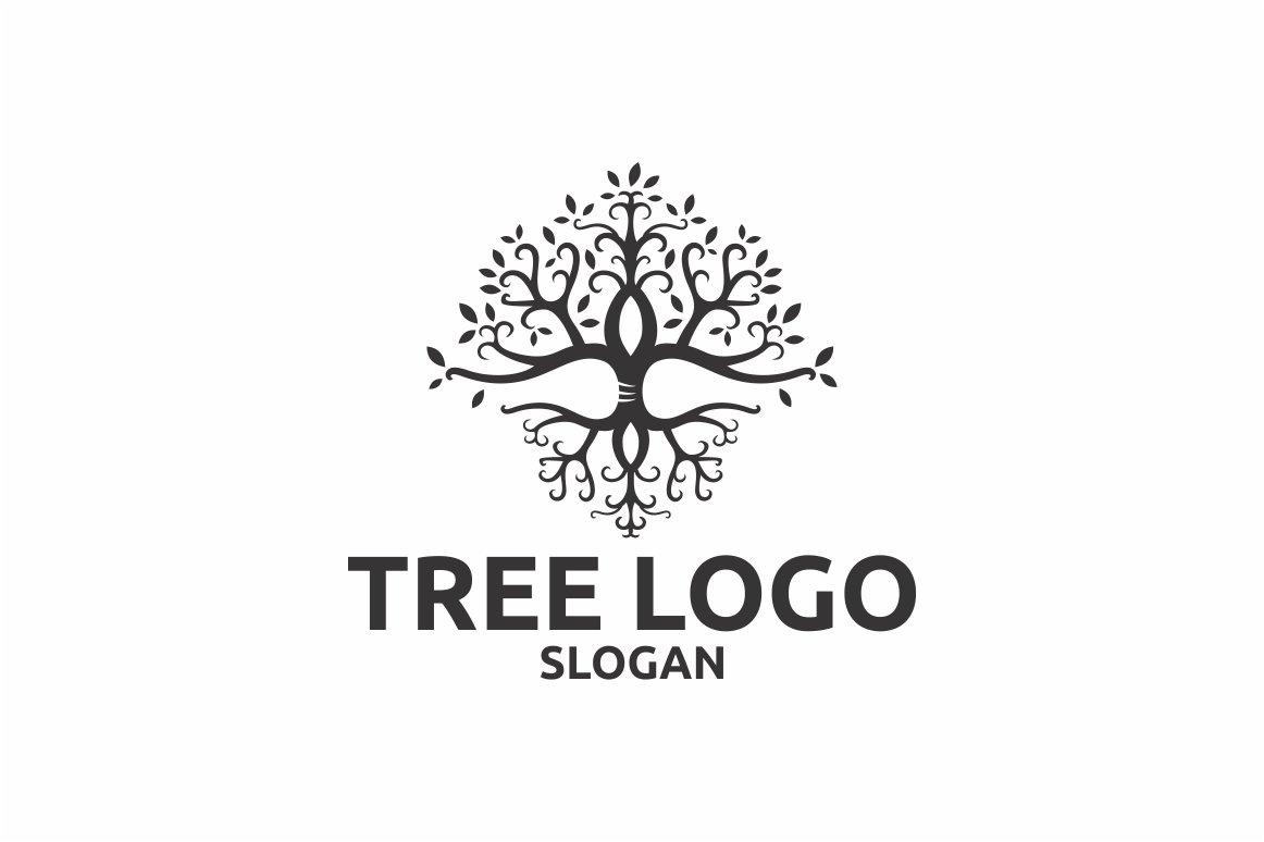 Tree Logo ~ Logo Templates ~ Creative Market