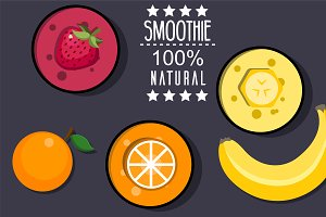 Multiple smoothie