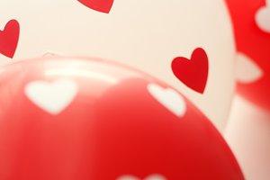 Heart balloons 2 -50%