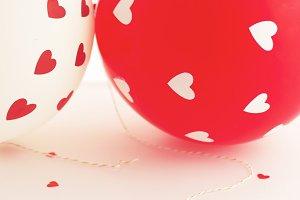 Heart balloons 3 -50%