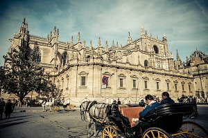 Seville Cathedral #1