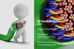 3D Small People - Cable