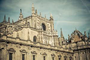 Seville Cathedral #2