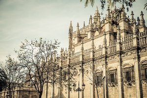 Seville Cathedral #4