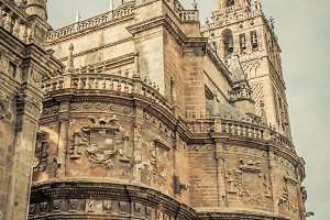 Seville Cathedral #5