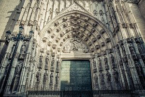 Seville Cathedral #6