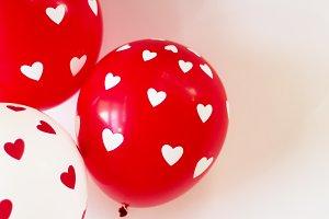 heart balloons -50%