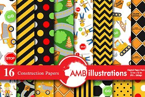 Construction Papers AMB-1175