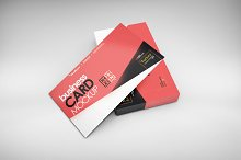 Creative Business Card Mockup 3