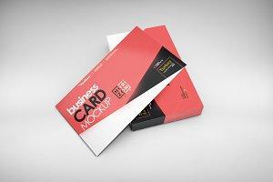 Creative Business Card Mockup 3