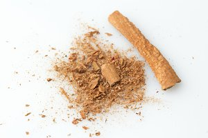 Cinnamon sticks powder