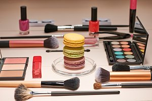 Macarons,fashion essentials cosmetic