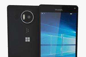Microsoft Lumia 950 XL Black