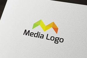 Media Logo - M logo