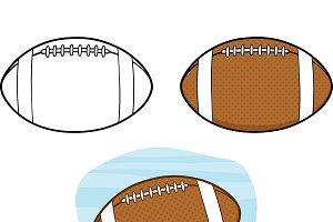 Football Balls Collection - 1