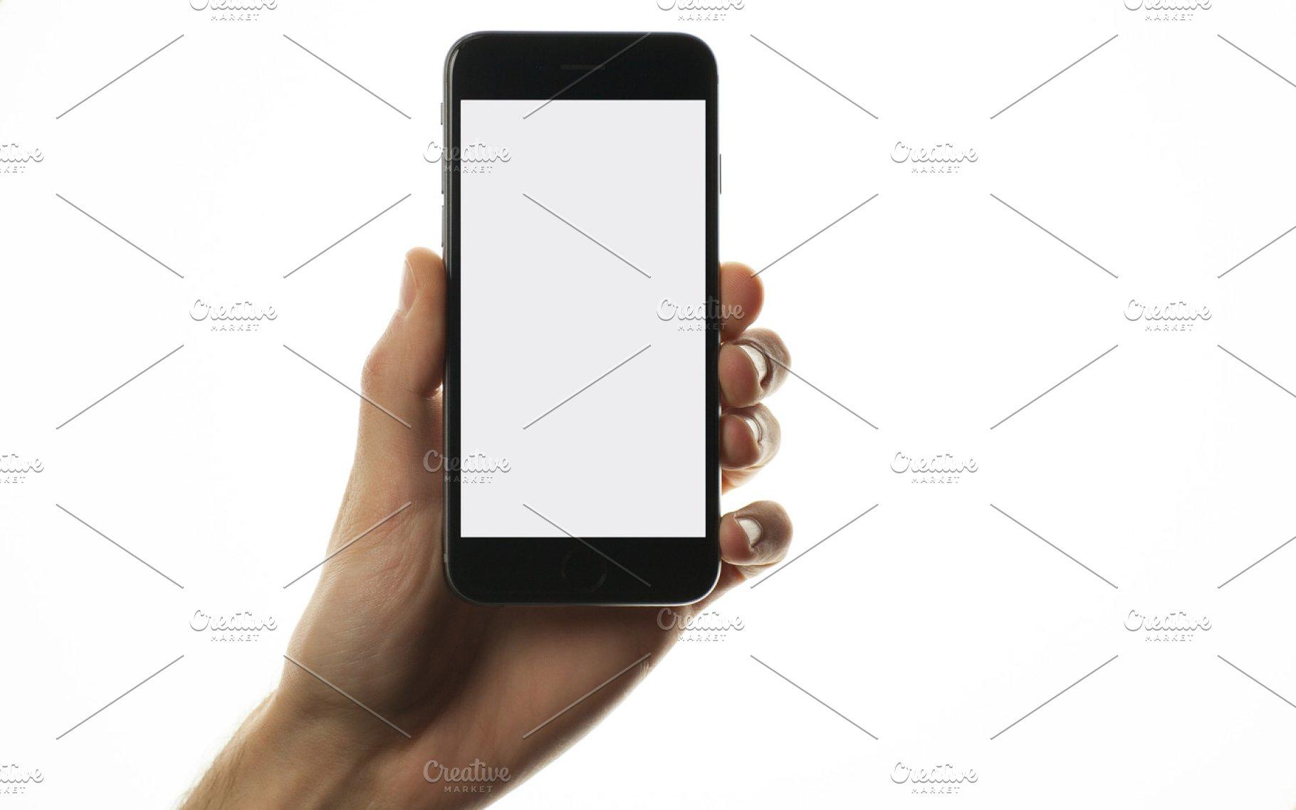 online retailer 63946 50f9c iPhone 6 with blank screen