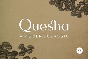 Quesha Font