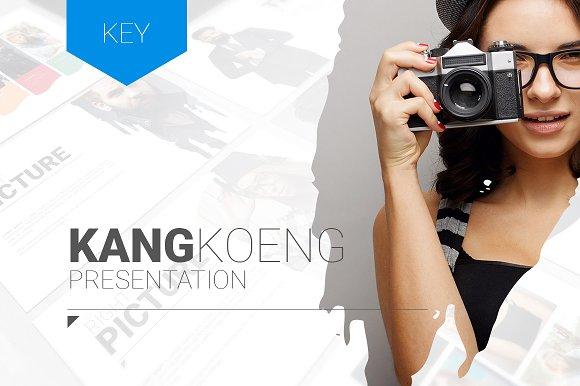 Kangkoeng Keynote Template
