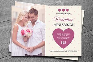 Valentines Day Mini Session-V191