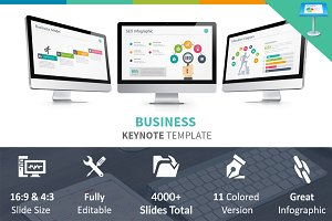 Business Keynote Template