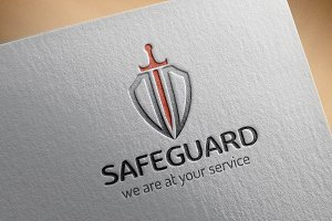 Security Shield Logo