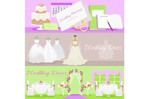 Wedding Planning Dress and Decor