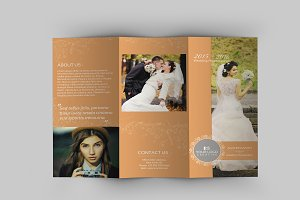 Wedding Photography Brochure-V381