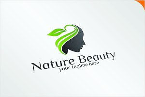 Nature Beauty - Logo